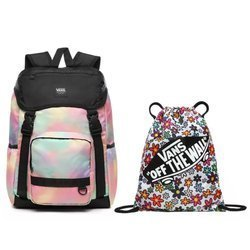 Vans Ranger Aura Wash Backpack - VN0A3NG2VDU + Benched Bag