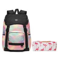 Vans Ranger Aura Wash Backpack - VN0A3NG2VDU + Pencil Pouch