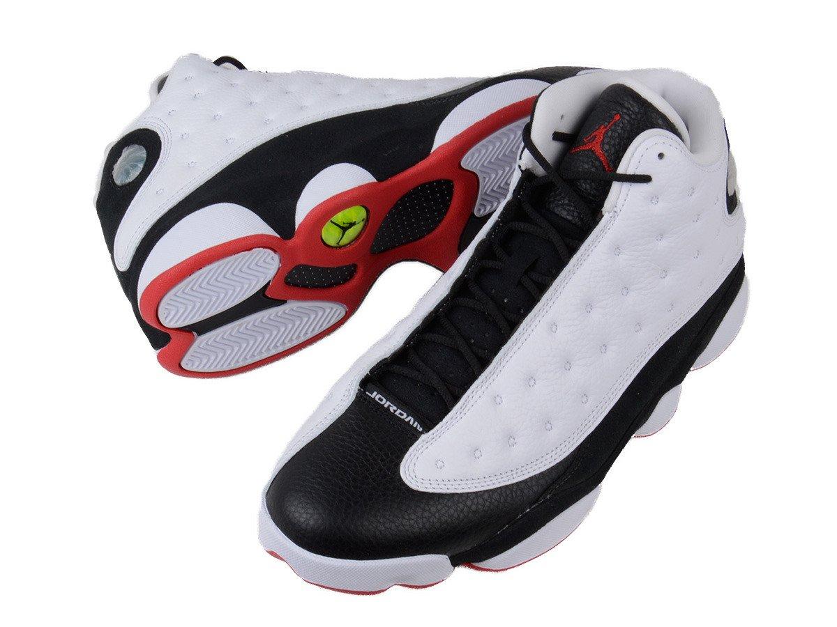 fcc01250304c6 ... Air Jordan 13 Retro He Got Game Shoes - 414571-104