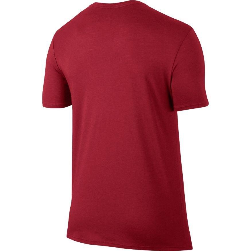 abcb1f0d850 Air Jordan Iconic Wings T-Shirt - 834476-687 Gym Red/Black ...