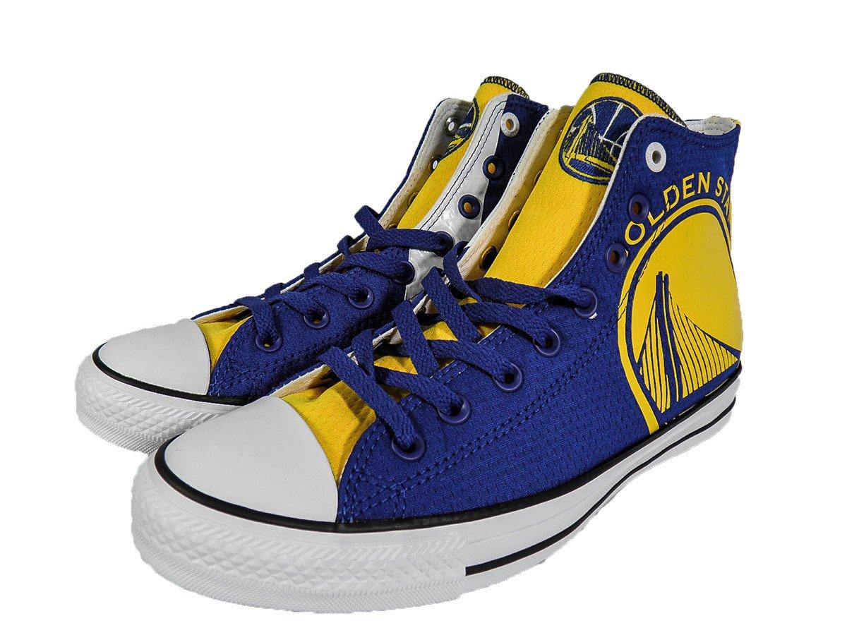 ... Converse Chuck Taylor All Star High NBA Golden State Warriors Shoes -  159416C ... ec7b4d36d