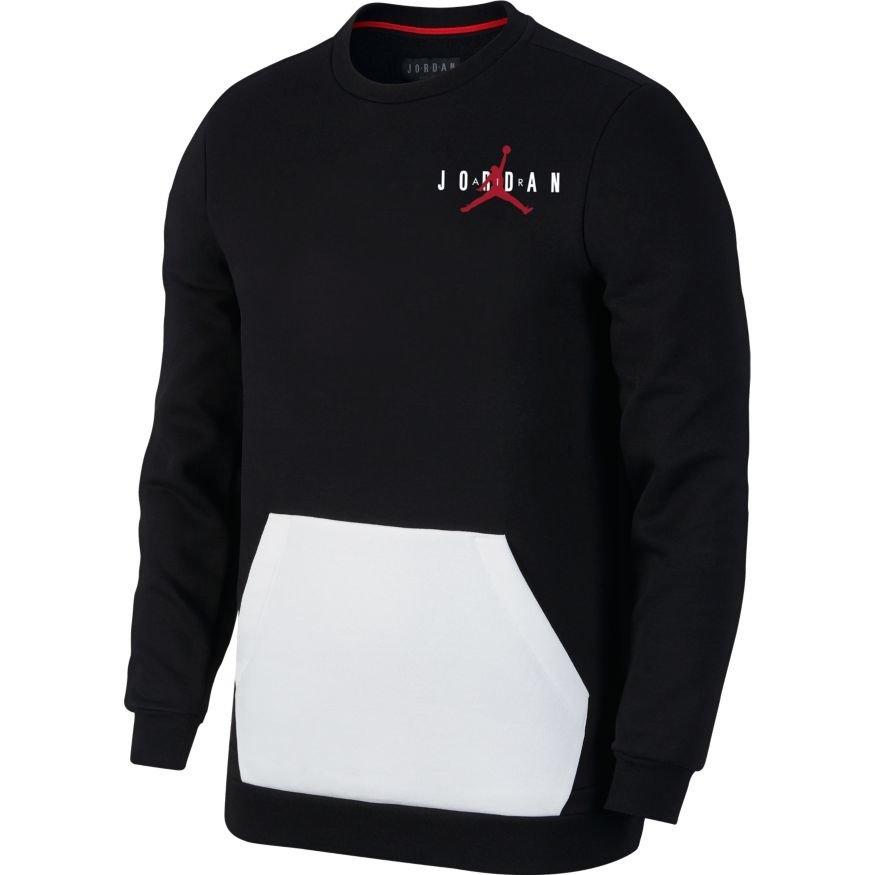 94a5e3b53bfd Jordan Jumpman Air Fleece Sweatshirt - AA1457-010 010