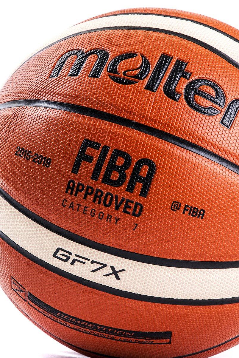 Molten Official FIBA B7GXF Basketball · Molten Official FIBA B7GXF  Basketball 6605af8f8