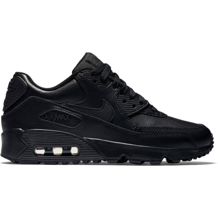 Nike Air Max 90 Leather GS Shoes 833412 001