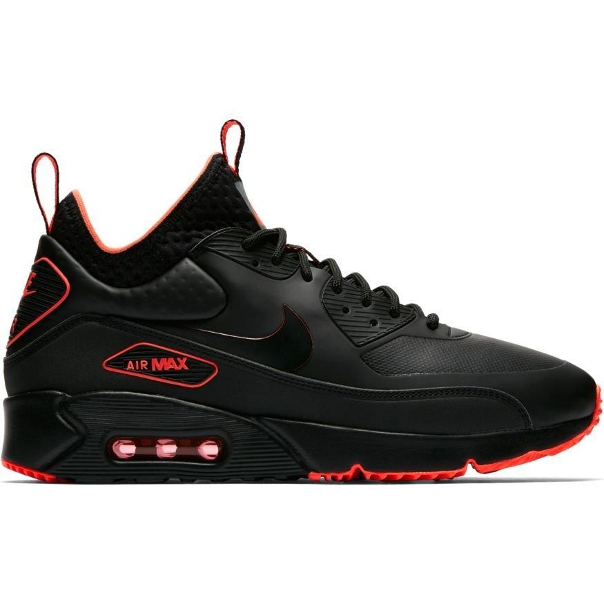 Nike Air Max 90 Ultra Mid Winter SE Black Trainers AA4423