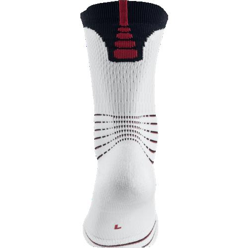 95ede95fdd3 ... Nike Basketball Elite Versatility Crew USAB Socks - SX5454-100 ...