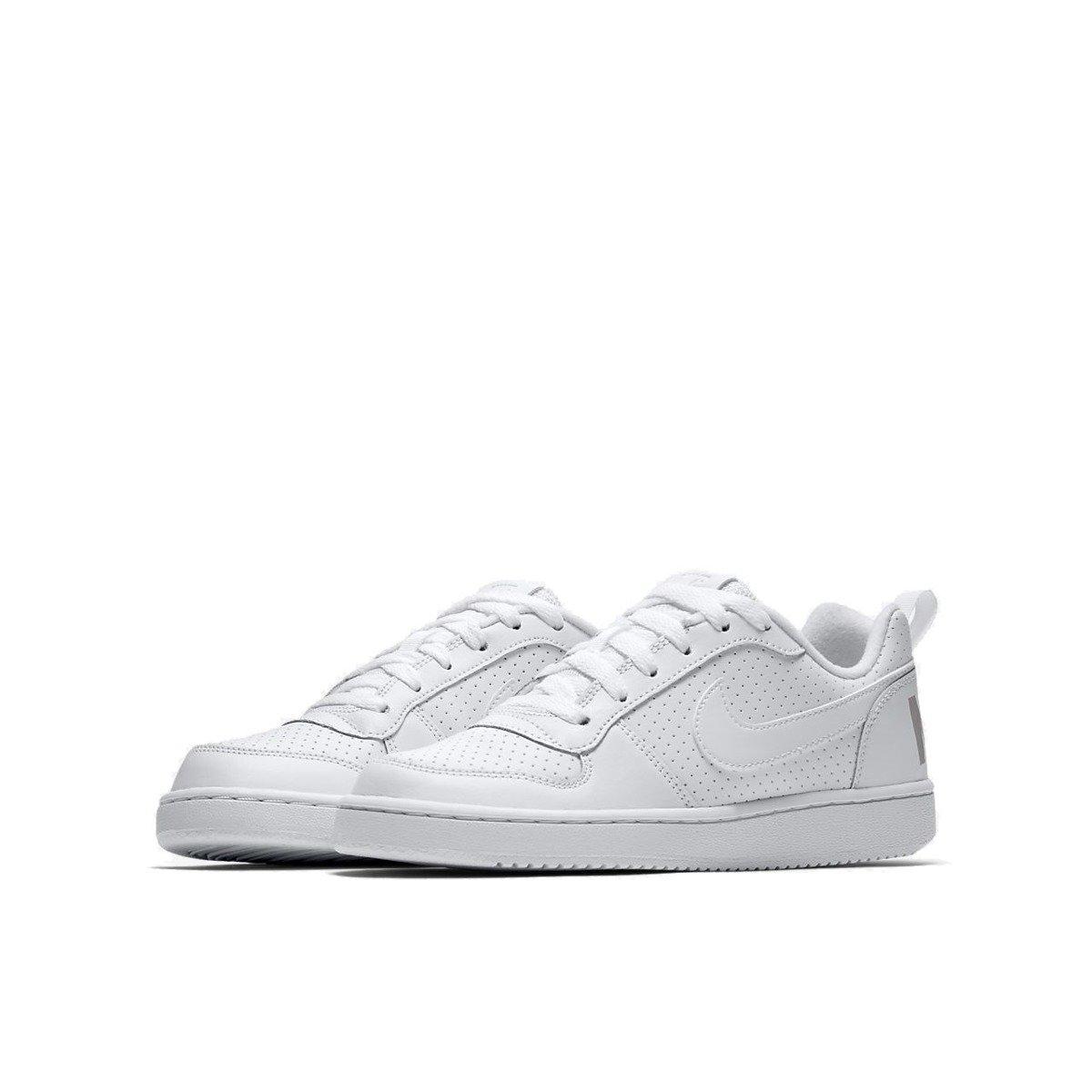 Nike Court Borough Low GS Shoes 839985 100 Adidas adiB