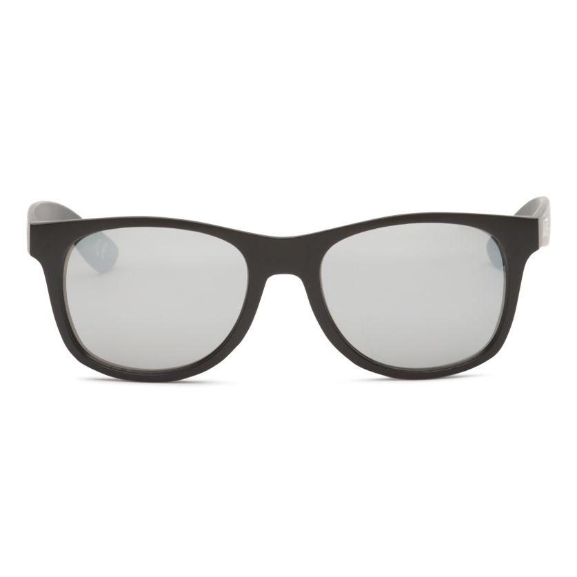 8a27517360 ... Okulary przeciwsłoneczne VANS Spicoli 4 shade matte black-sil  VN000LC0CVQ