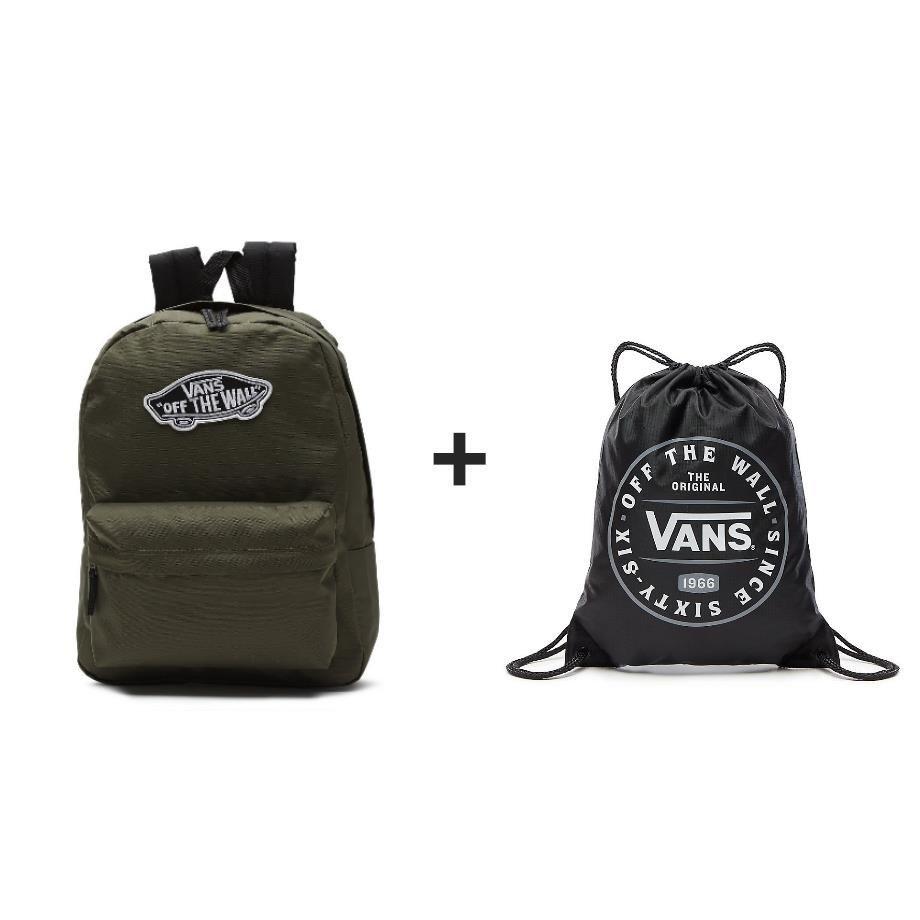 VANS Realm Backpack Grape Leaf  39c48cc0b56