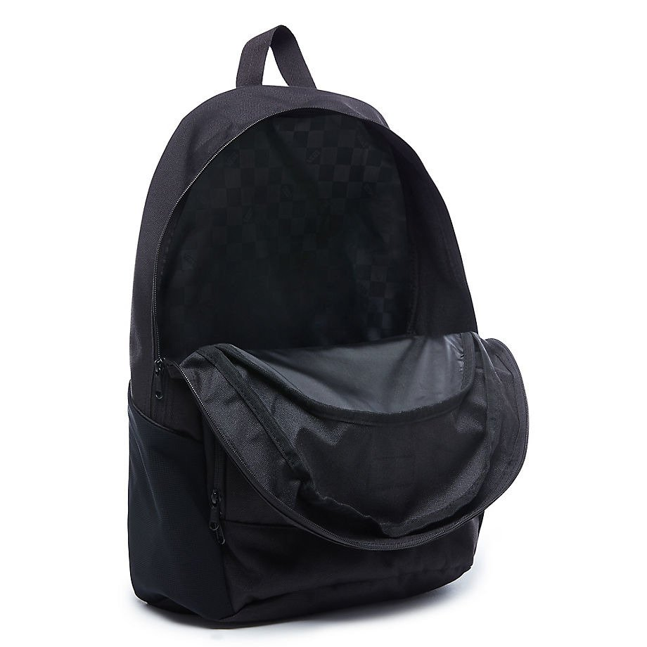 bfb6de986e0 VANS Van Doren Original Backpack - VN0A36OSBLK 000 | Trainingshilfen ...