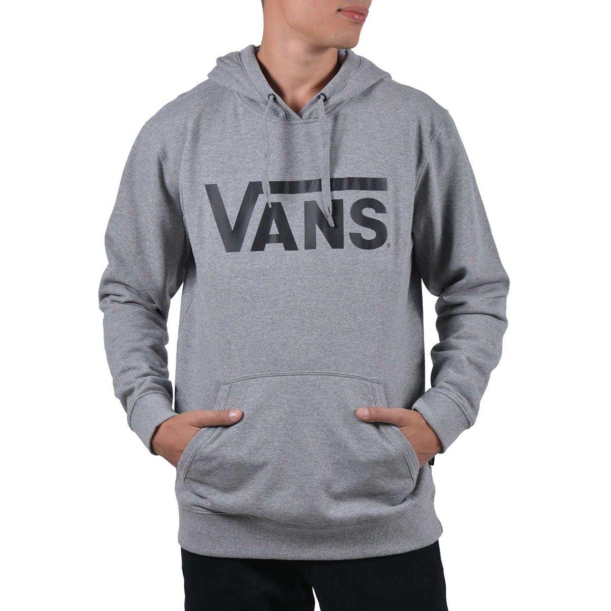 Vans Classic Pullover Hoodie In Grey Hoodie - V00J8NADY 000 ... f4b558300d1