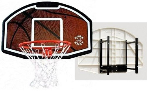 Sure Shot 508 Bronx Basketball Set with wall-mounting