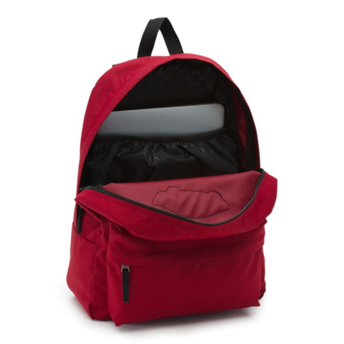 Vans Realm Biking Red Backpack - VN0A3UI61OA
