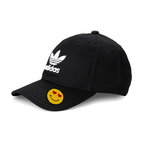 Adidas Trefoil Classic Cap Custom Emoticon Love - BK7277