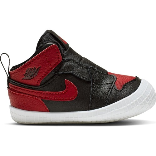 Air Jordan 1 Crib Bootie Bred Children's Shoes - AT3745-023