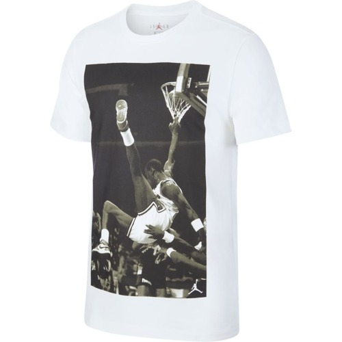 Air Jordan Hangtime Photo T-Shirt - AQ3709-100