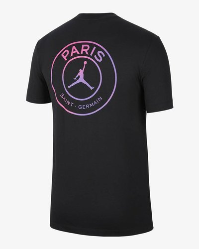 Air Jordan PSG Paris Saint-Germain Logo T-shirt - CV3402-010