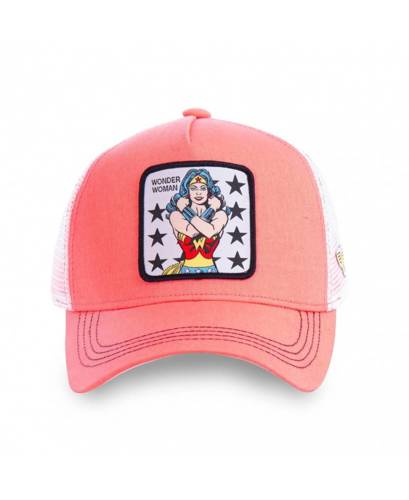 Capslab DC Justice League Wonder Woman trucker - CL/DC2/2/WON3