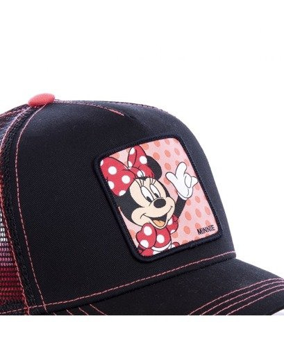 Capslab Disney Minnie Trucker Cap - CL/DIS/2/MIN2