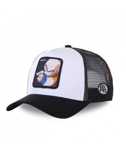 Capslab Dragon Ball Z Krillin Trucker Cap - CL/DBZ3/1/KRI