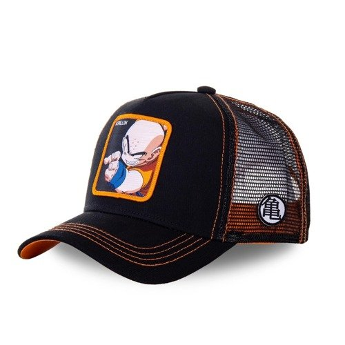 Capslab Dragon Ball Z Krillin Trucker Cap - CL/DBZ3/1/KRI4
