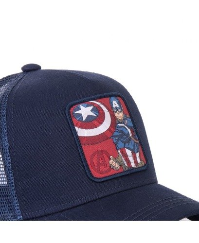 Capslab Marvel Kapitan Ameryka trucker - CL/MAR/1/CPT1