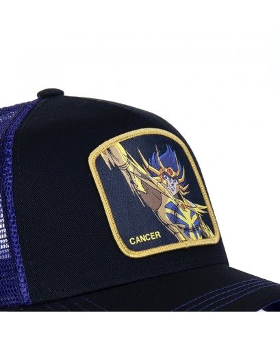 Capslab Saint Seiya Cancer Deathmask Trucker Cap - CL/SAI/1/CAN