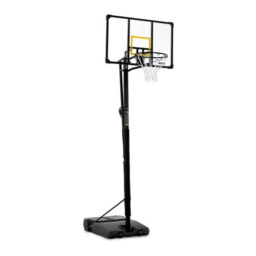 Gymrex Basketball Hoop Portable Basketball Stand 230-305cm