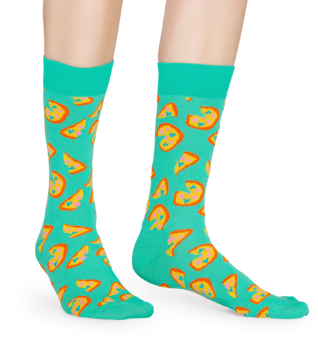 Happy Socks Pizza - PIZ01-7300