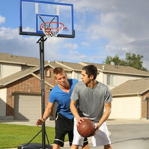 Lifetime New York 90000 Portable Basketball Sysytem