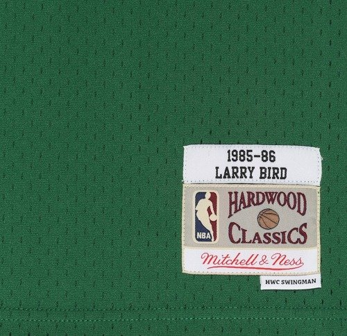 Mitchell & Ness NBA Boston Celtics Larry Bird Swingman Jersey