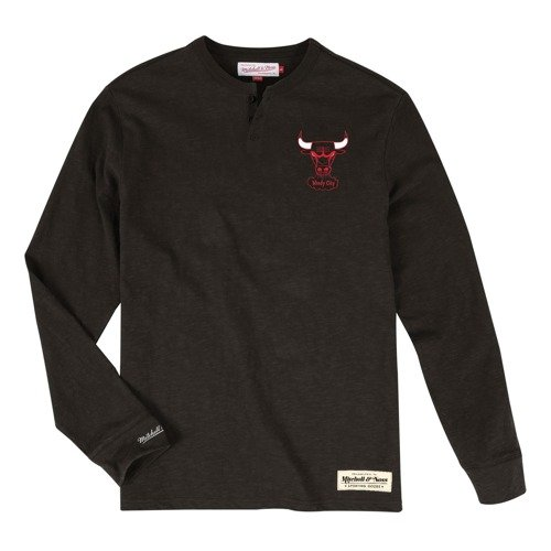 Mitchell & Ness NBA Chicago Bulls First Round Pick Longsleeve