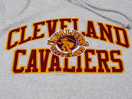 Mitchell & Ness NBA Cleveland Cavaliers Playoff Win Hoodie