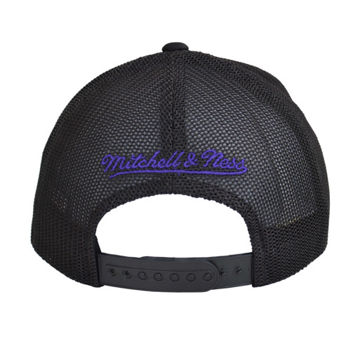 Mitchell & Ness NBA Los Angeles Lakers Snapback - MN-HWC-INTL292-LALAKE-BLK