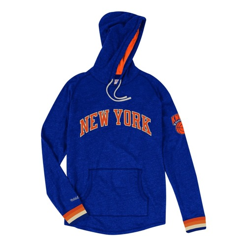 Mitchell & Ness NBA New York Knicks Lightweight Hoodie