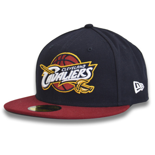 New Era 59FIFTY NBA Cleveland Cavaliers Fullcap  - 11360458