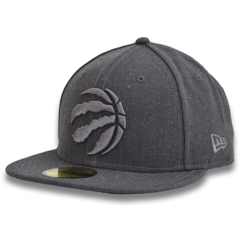 New Era 59FIFTY NBA Heather Toronto Raptors Fullcap - 11360558