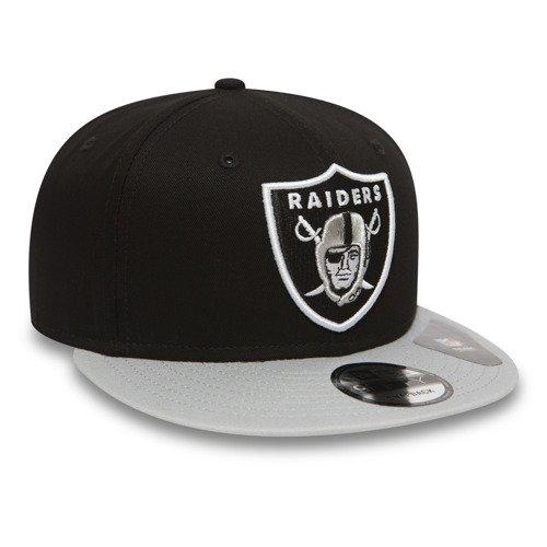 wyprzedaż w sklepie wyprzedażowym zakupy niesamowite ceny New Era 9FIFTY Cotton Block Oakland Raiders Snapback - 10879529