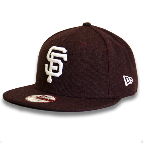 New Era 9FIFTY MLB Basic League  San Francisco Giants Snapback