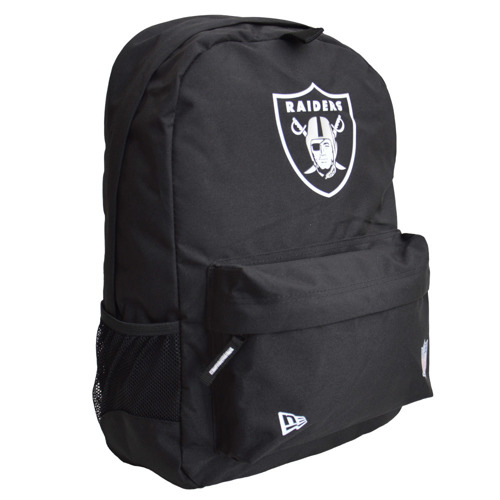 New Era NFL Stadium Bag Oakland  Raiders Backpack - 11942008