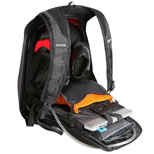 Ogio Adult Mach 5 No Drag Motorcycle Backpack - 123006-02