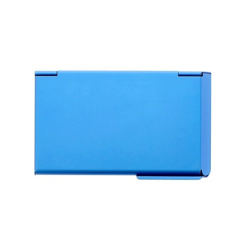 Ogon Designs One Touch Business card Holder - Blue