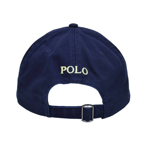 Polo Ralph Lauren Baseball Cap Custom Rose - 710548524006
