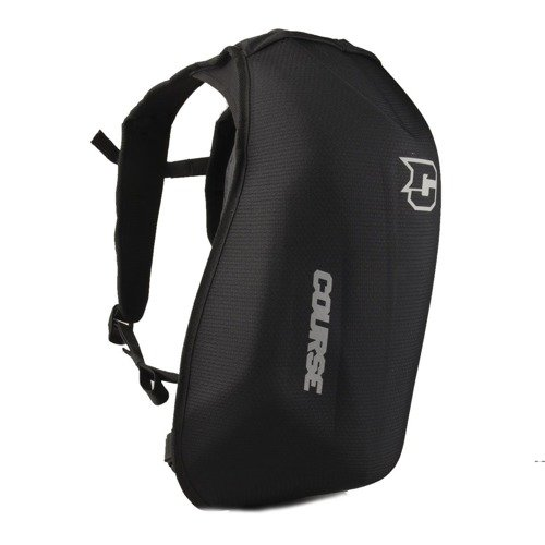 Slipstream Waterproof motorcycle backpack bag hard case COURSE pro 24L Motorbike Custom Skull Card
