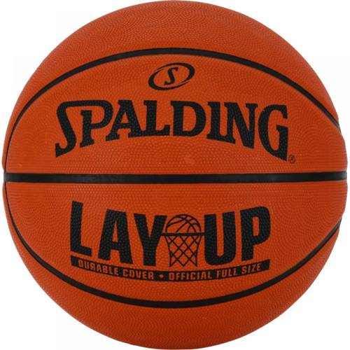 Spalding LAYUP Basketball  + pump Goldstar