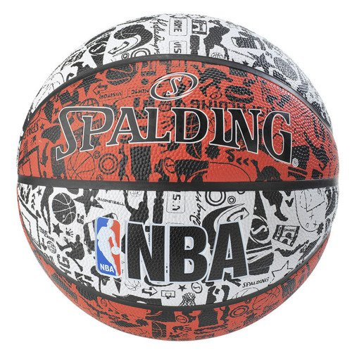 Spalding NBA Graffiti USA