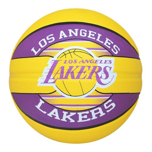 Spalding NBA Team Los Angeles Lakers Basketball