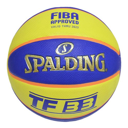 Spalding TF-33 Official game ball out Basketball