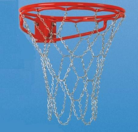 Spartan Portable Basketball Stand - 1158 + Chain Net