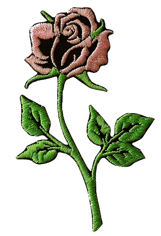 Thermal Patch Rose